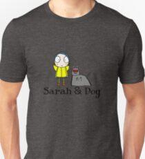 Sarah & Dog T-Shirt