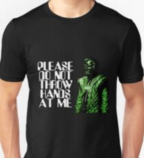 Please Do Not Throw Hands At Me T-Shirt