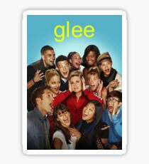 Glee! Sticker