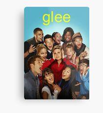 Glee! Metal Print