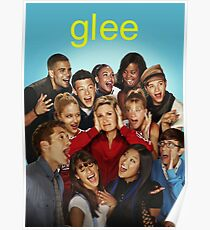 Glee! Poster