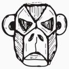 Mad monkey by eleni dreamel