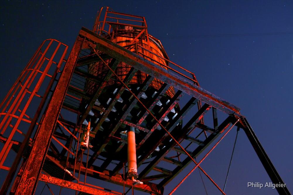 Water Tower by Philip Allgeier