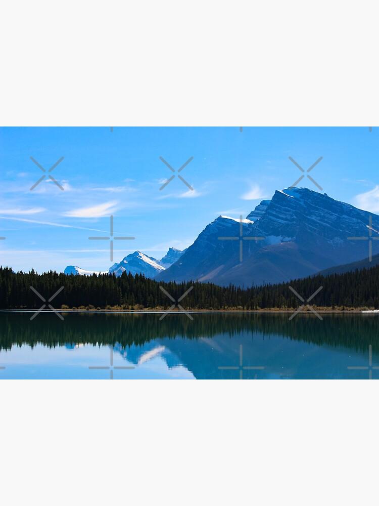 Mountain mirror by debfaraday