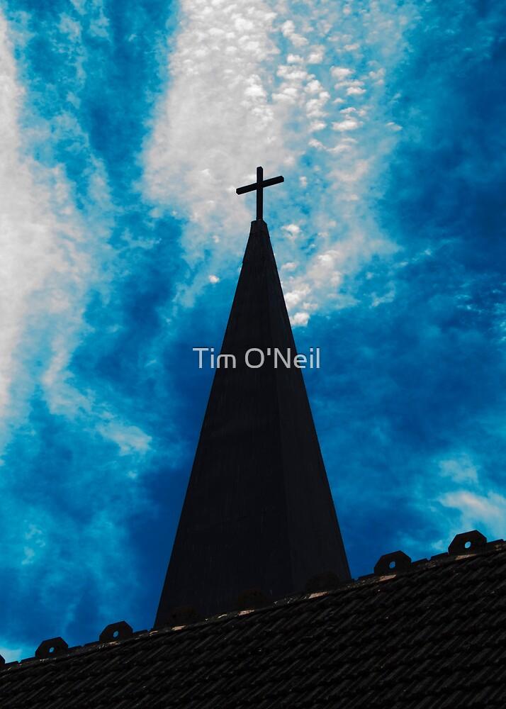 The Cross by Tim O'Neil