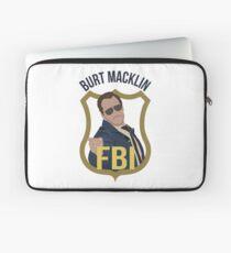 Burt Macklin - Parks and Recreation Laptop Sleeve