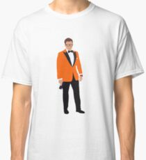 Eggsy Orange Tux Classic T-Shirt