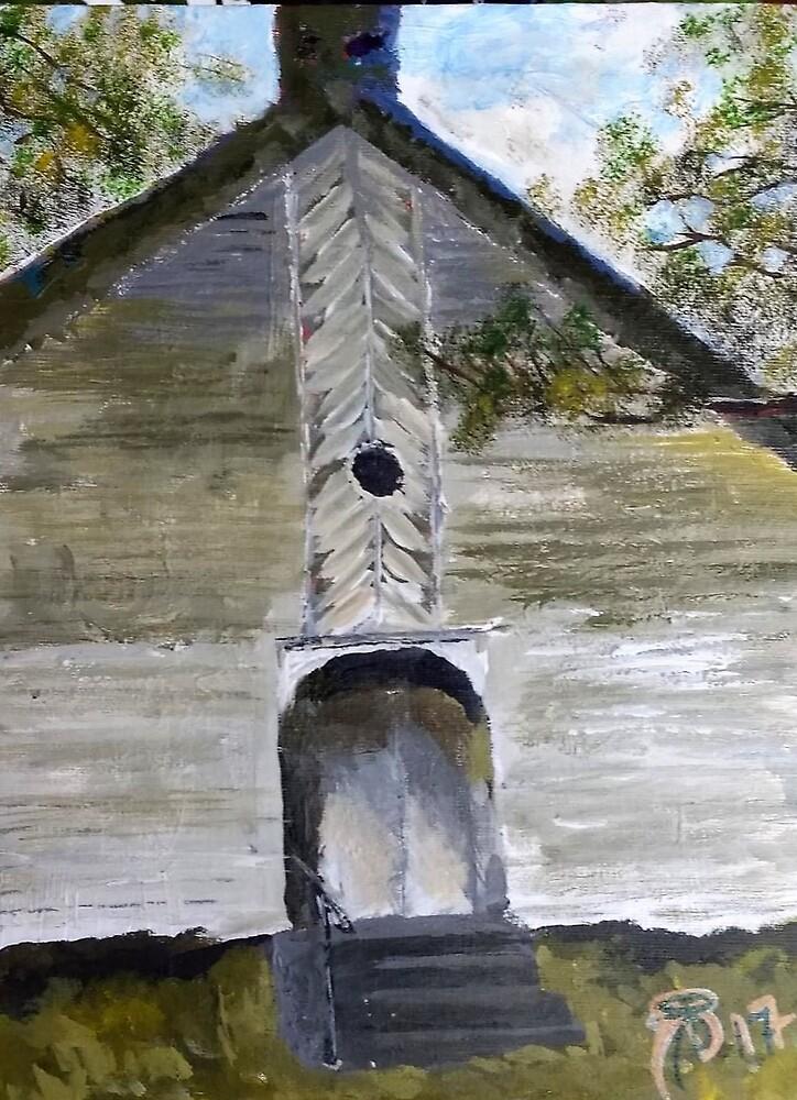Rural TN Church Series No 06 by Robyn Barber
