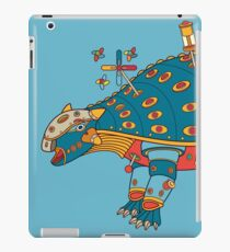 Dinosaur, from the AlphaPod collection iPad Case/Skin