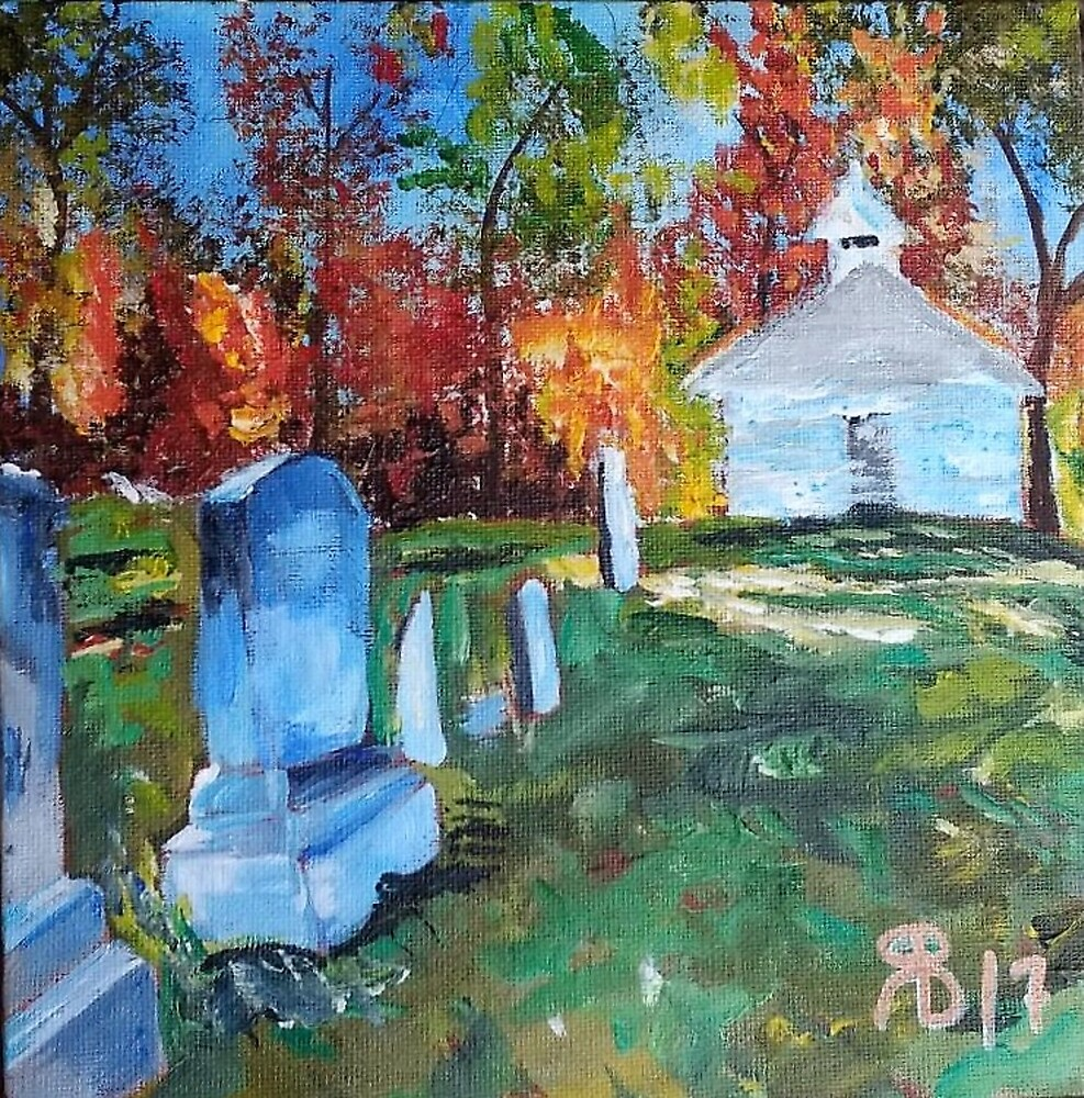 Rural TN Church Series No 07 by Robyn Barber
