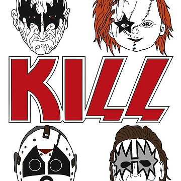 KISS/KILL by Octobot52
