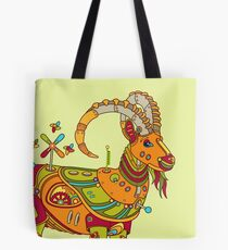 Ibex, from the AlphaPod collection Tote Bag