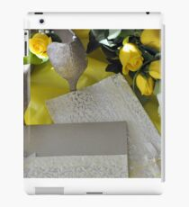 Wedding Memories iPad Case/Skin