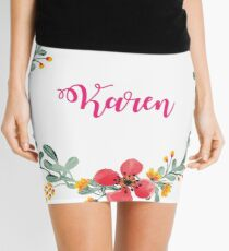 Personalised for Karen Mini Skirt