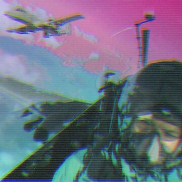 Piloto - Fashwave - Vaporwave de ChanTees