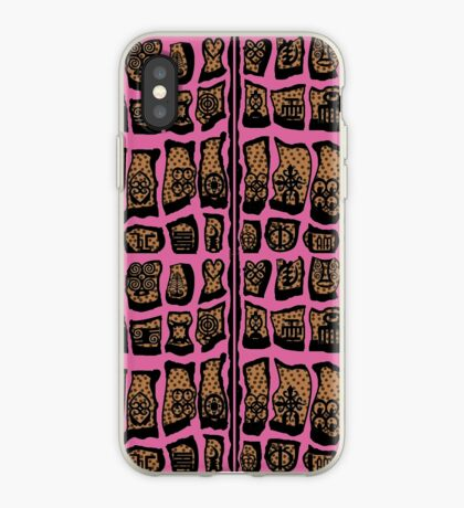 October Is iPhone Case