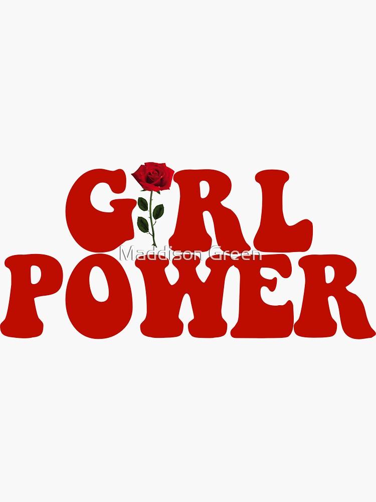 GIRL POWER - Estilo 8 de maddisonegreen