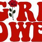 «GIRL POWER - Estilo 8» de Maddison Green
