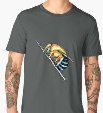 Australian blue banded bee Men's Premium T-Shirt
