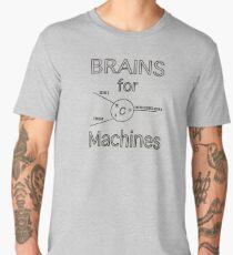 Brains For Machines Men's Premium T-Shirt