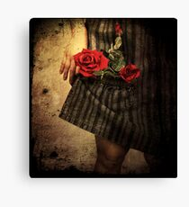 I have Spring in my pocket Canvas Print