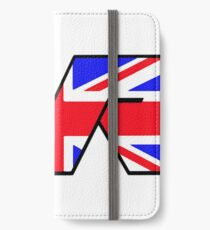 TVR Logo Union Jack iPhone Wallet/Case/Skin