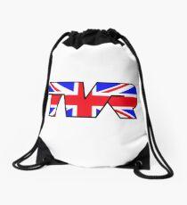 TVR Logo Union Jack Drawstring Bag