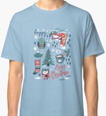 Weihnachtswünsche Classic T-Shirt