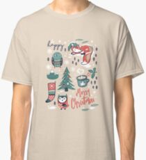 Christmas wishes Classic T-Shirt