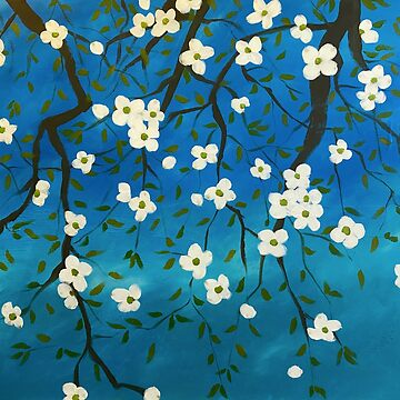 Blessed blossoms  by Wonju