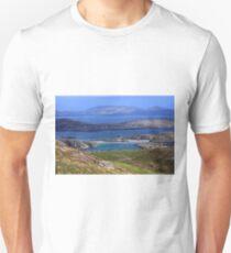 Derrynane Bay County Kerry Ireland T-Shirt