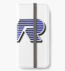 TVR Logo Colorful iPhone Wallet/Case/Skin
