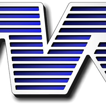 TVR Logo Colorful by JustBritish