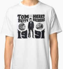 1990's Tom Petty & The Heartbreakers - Vintage Classic T-Shirt