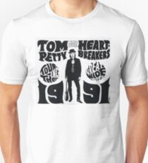 1990's Tom Petty & The Heartbreakers - Vintage T-Shirt