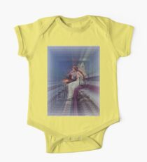 Vintage Angel Art-3d-Available As Art Prints-Mugs,Cases,Duvets,T Shirts,Stickers,etc One Piece - Short Sleeve