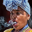 There's Nothing Like a Genuine Cuban Cigar! by carol brandt