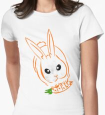 Rob-bit Women's Fitted T-Shirt