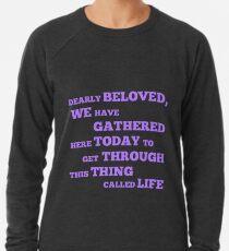 Let's Go Crazy Lightweight Sweatshirt