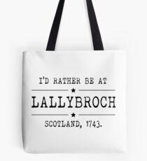 Bolsa de tela Lallybroch - Outlander