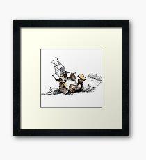 Little Bear  Framed Print