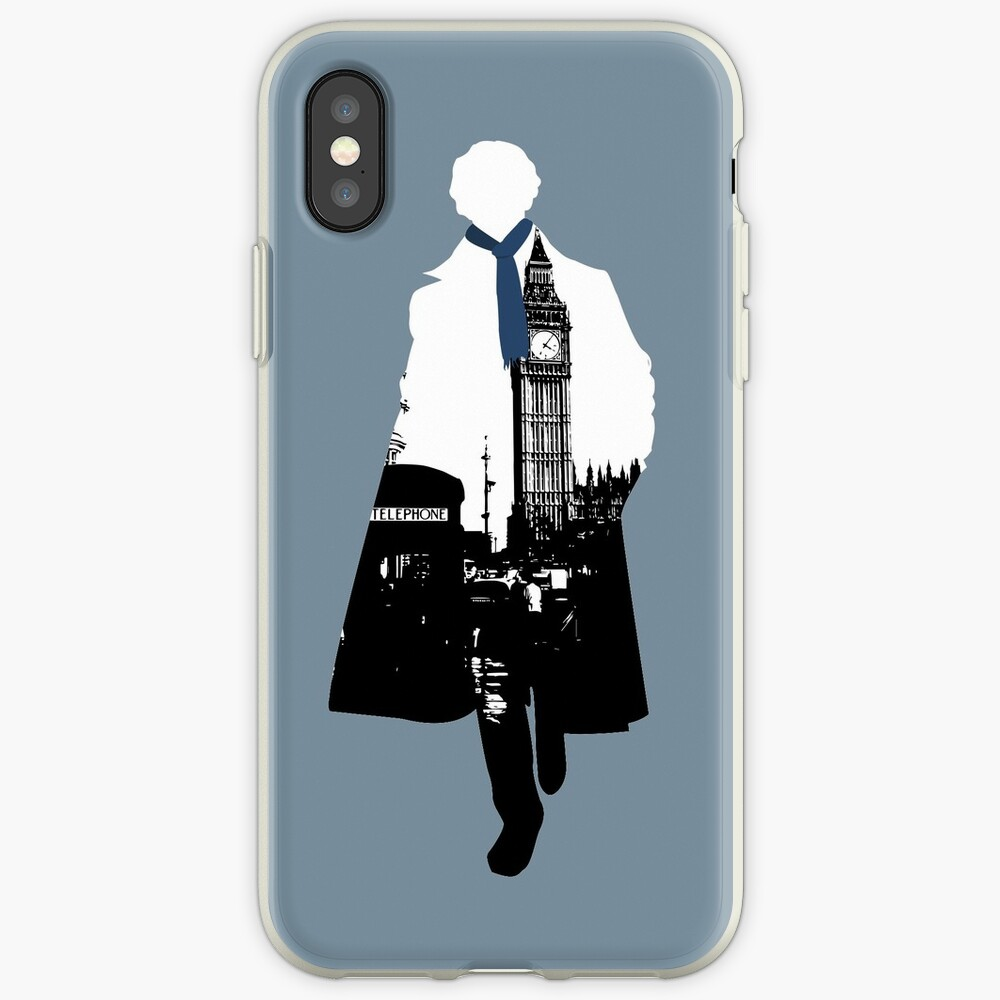Sherlock iPhone-Hülle & Cover