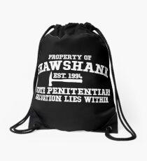 Shawshank State Penitentiary - Shawshank Redemption  Drawstring Bag