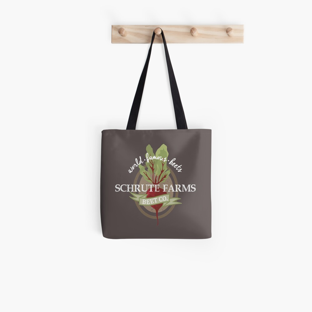Schrute Farms - The office Tote Bag