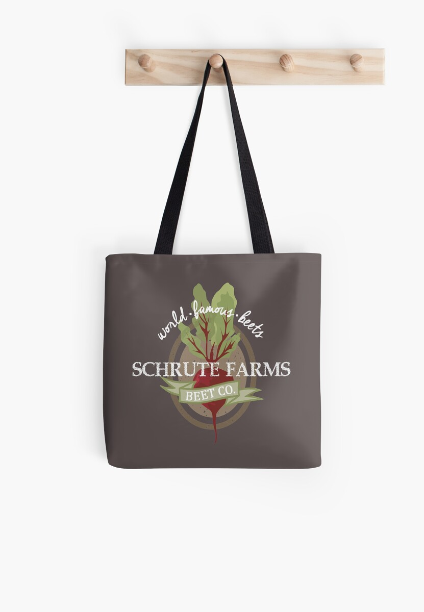 Schrute Farms - The office by SparksGraphics