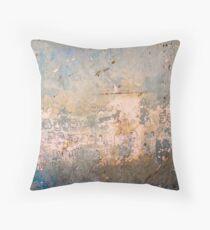 Jaffna Graffiti Throw Pillow