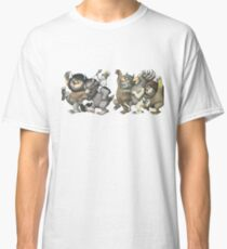 Wild Things  Classic T-Shirt