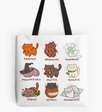 Hairy Pawtter Tote Bag