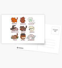 Pawtter Poilu Cartes postales