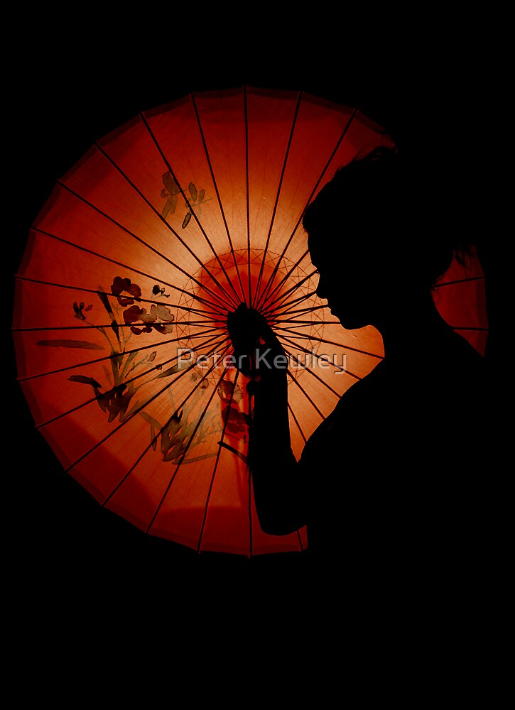 Silhouete by Peter Kewley